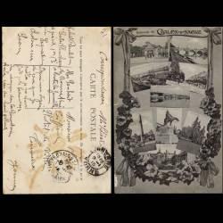 71 - Souvenir de Chalons sur Saone - Carte multivue