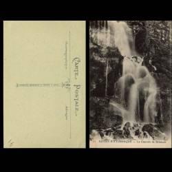 71 - Autun-Pittoresque - La cascade de Brisecou