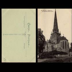 71 - Autun - Abside de la cathédrale Saint Lazare