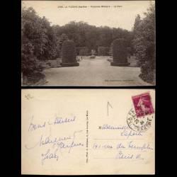 72 - La Fleche - Prytanée militaire - Le Parc