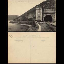 73 - Ligne d'Aix à Culoz - Le tunnel de Brison