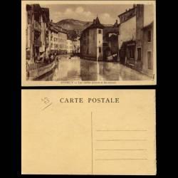 73 - Annecy - Vieilles prisons et les canaux