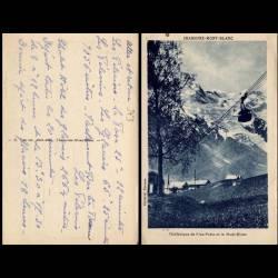 73 - Téléférique de Plan-Pratz et le Mont Blanc