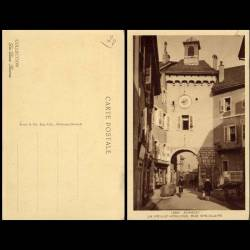 73 - Annecy - Vieille Horloge - Rue Sainte Claire