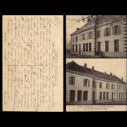 73 - Saint-Genix sur Guiers - Ecoles communales
