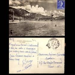 74 - Annecy - La Plage - CPSM