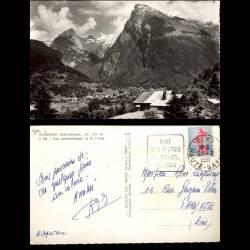 74 - Samoens - Vue panoramique et le Criou