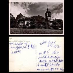 74 - Passy - L'Eglise et l'Aiguille de Warens