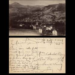 74 - St Gervais les Bains et le Mont Joli