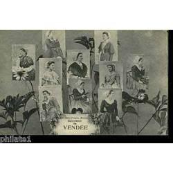 85 - Souvenir de Vendee - Vendeennes multivue