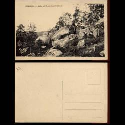 77 - Nemours - Rocher de Chaintréauville