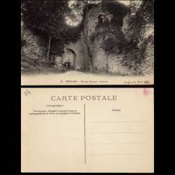 77 - Provins - Poterne Faneron - Intérieur