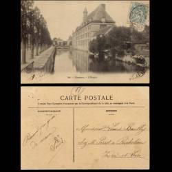 77 - Nemours - L'Hospice - Le Canal