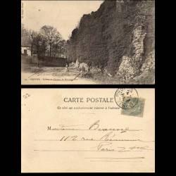 77 - Provins - Ruines du chateau de Montaiguillon