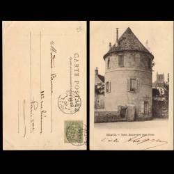 77 - Meaux - Tour - Boulevard Jean Rose - 1902
