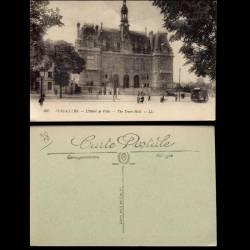 78 - Versailles - L'Hotel de ville - Tramways