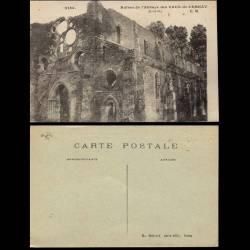 78 - Ruines de l'abbaye des Vaux de Cernay