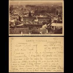 78 - Montfort-L'Amaury - Vue generale du Cloitre