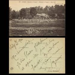 80 - Cimetiere à Proyart - Sept. 1916