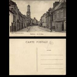 80 - Doullens - Rue du Bourg