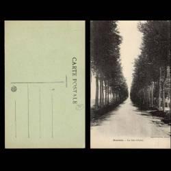 80 - Doullens - La cote d'Arras