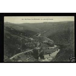 87 - Saint-Leonard - La vallee de la Maulde