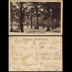 83 - Hyeres - Les palmiers au jardin Denis