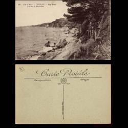 83 - Toulon - Cap Brun - Vue sur le Mourillon
