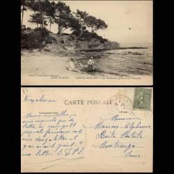 83 - Sainte Maxime - La Garonnette - Pointe de la Cabanette