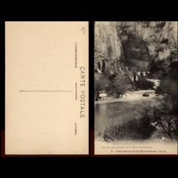 84 - Fontaine de Vaucluse - Le Lac