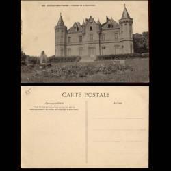 85 - Pouzauges - Chateau de la Cacaudiere