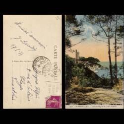 85 - Noirmoutier - L'anse rouge et la Tour Plantier