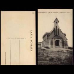 85 - Saint Jean de Monts - Plage des Demoiselles - Chapelle Ste Therese