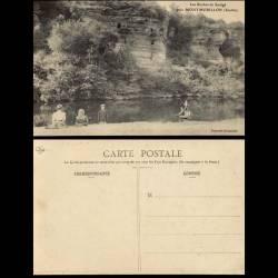 86 - Les roches de Saulgé pres Montmorillon