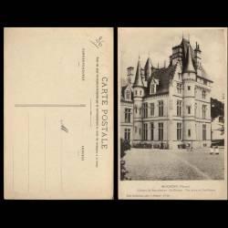 86 - Beaumont - Chateau de Beaudiment - Le donjon