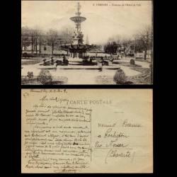 87 - Limoges - Fontaine de l'Hotel de Ville