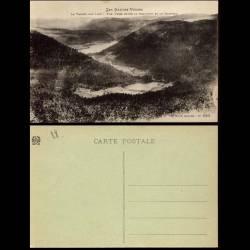 88 - La Vallee des Lacs prise de la Schlucht et le Hohneck