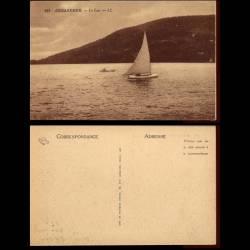 88 - Gerardmer - Le Lac - Voilier