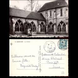 88 - Saint Die - Le cloitre