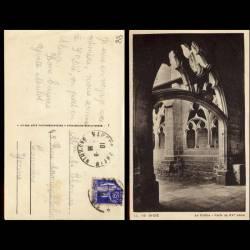 88 - Saint Die - Le cloitre - Porte du XV siecle