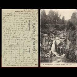 88 - Remiremont - Cascade du Saut de la Cuve