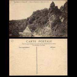 89 - Environs d'Avallon - Route de Pontaubert - Le rocher de la soeur