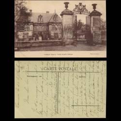 89 - Tanlay - Grille et petit chateau