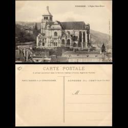 89 - Tonnerre - L'Eglise st Pierre