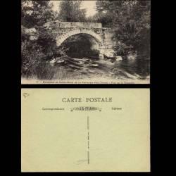 89 - Monastere de Ste-Marie de la Pierre qui vire - Pont sur le Trinquelin
