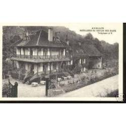 89 - AVALLON - HOTELLERIE DU MOULIN DES RUATS