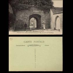 91 - Montlhery - Porte de Linas - Animée
