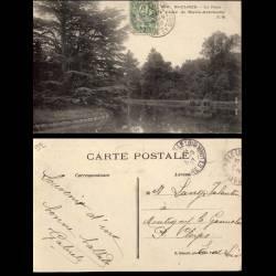 92 - Saint Cloud - Le parc - Cedre de Marie Antoinette