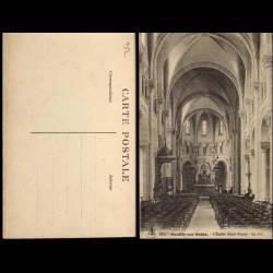 92 - Neuilly sur Seine - Eglise St Pierre - La Nef