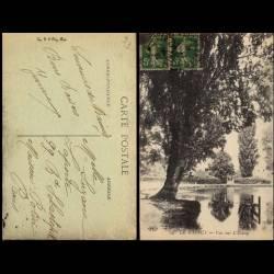 93 - Le Raincy - Vue sur l'Etang